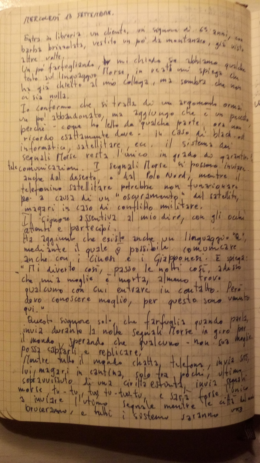 Segnali Morse